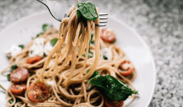 Noodles vegetales