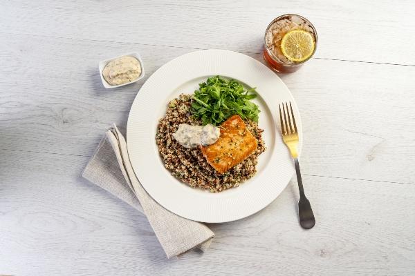 salmon diet