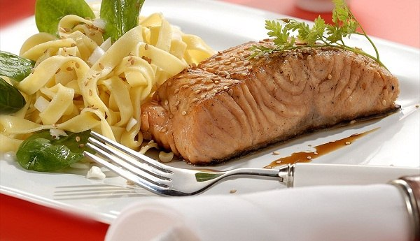 Receta Salmon Teriyaki1