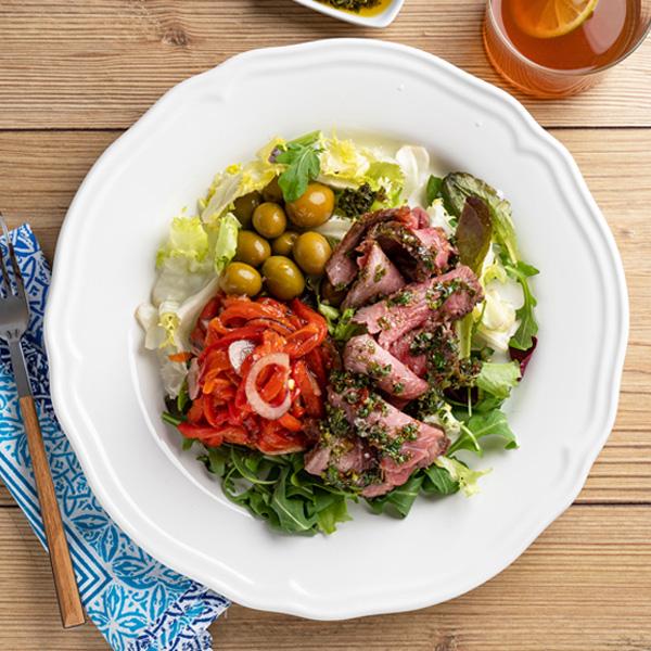 salsa chimichurri roast beef