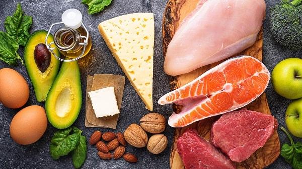 Dieta Cetogénica Menú 7 días