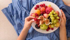 Frutas saciantes