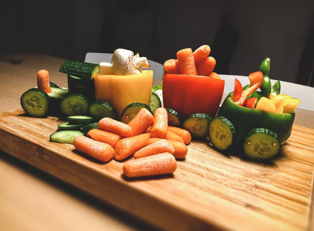 verduras poke bowl